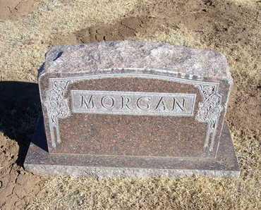 MORGAN, FAMILY STONE - Morton County, Kansas   FAMILY STONE MORGAN - Kansas Gravestone Photos