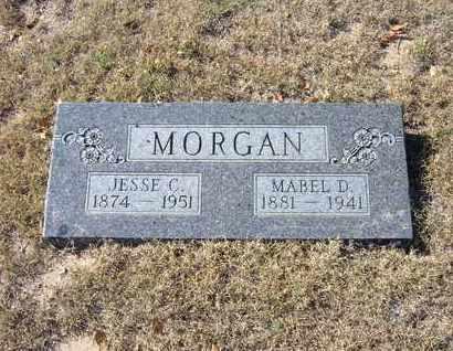 MORGAN, JESSE C - Morton County, Kansas | JESSE C MORGAN - Kansas Gravestone Photos