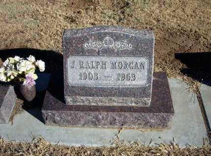 MORGAN, J  RALPH - Morton County, Kansas | J  RALPH MORGAN - Kansas Gravestone Photos