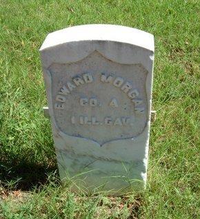MORGAN, EDWARD   (VETERAN UNION) - Morton County, Kansas | EDWARD   (VETERAN UNION) MORGAN - Kansas Gravestone Photos