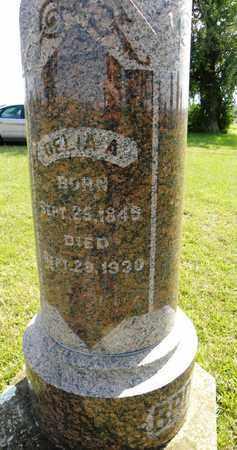 BROWNLEE, DELIA A - Nemaha County, Kansas | DELIA A BROWNLEE - Kansas Gravestone Photos