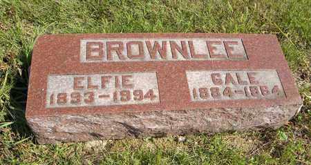 BROWNLEE, GALE - Nemaha County, Kansas | GALE BROWNLEE - Kansas Gravestone Photos