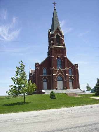 *CHURCH,  - Nemaha County, Kansas    *CHURCH - Kansas Gravestone Photos