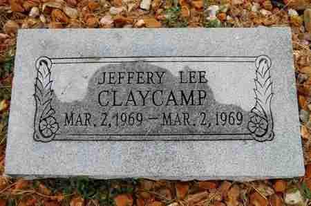 CLAYCAMP, JEFFREY LEE - Nemaha County, Kansas | JEFFREY LEE CLAYCAMP - Kansas Gravestone Photos