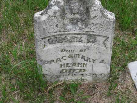 HEARN, GOLDA B - Nemaha County, Kansas | GOLDA B HEARN - Kansas Gravestone Photos