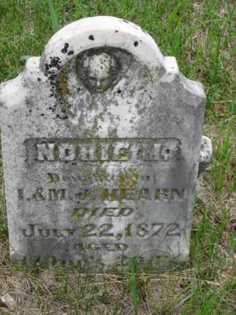 HEARN, NORIE M - Nemaha County, Kansas   NORIE M HEARN - Kansas Gravestone Photos