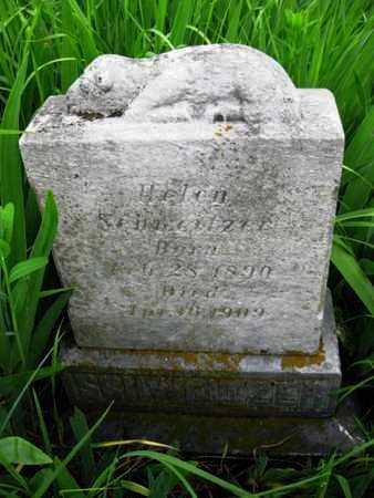 SCHWEITZER, HELEN - Nemaha County, Kansas | HELEN SCHWEITZER - Kansas Gravestone Photos