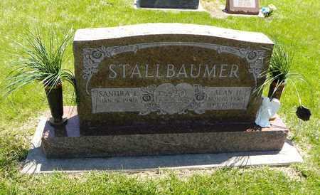 STALLBAUMER, ALAN HENRY - Nemaha County, Kansas | ALAN HENRY STALLBAUMER - Kansas Gravestone Photos