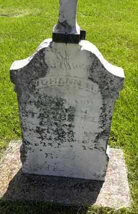STALLBAUMER, MARY HUBERTINA - Nemaha County, Kansas | MARY HUBERTINA STALLBAUMER - Kansas Gravestone Photos