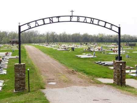 *ENTRANCE & OVERVIEW,  - Neosho County, Kansas |  *ENTRANCE & OVERVIEW - Kansas Gravestone Photos