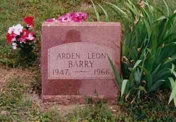 "BARRY, ARDEN LEON ""BUTCH"" - Ness County, Kansas   ARDEN LEON ""BUTCH"" BARRY - Kansas Gravestone Photos"