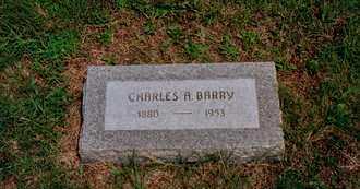BARRY, CHARLES ATISON - Ness County, Kansas   CHARLES ATISON BARRY - Kansas Gravestone Photos