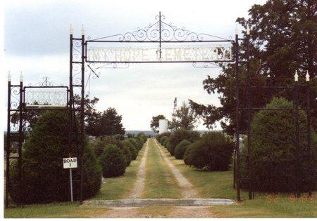 *ENTRANCE ,  - Norton County, Kansas |  *ENTRANCE  - Kansas Gravestone Photos