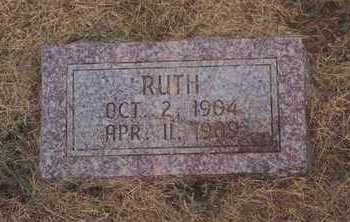 STALLSWORTH, RUTH - Norton County, Kansas   RUTH STALLSWORTH - Kansas Gravestone Photos