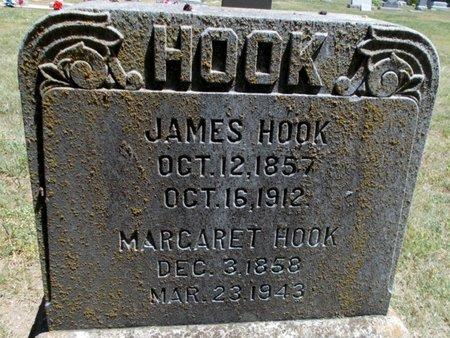 HOOK, JAMES - Osage County, Kansas | JAMES HOOK - Kansas Gravestone Photos