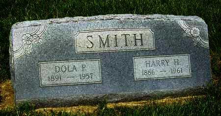 SMITH, HARRY HADDEN - Osage County, Kansas | HARRY HADDEN SMITH - Kansas Gravestone Photos