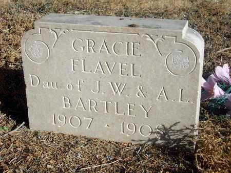 BARTLEY, GRACIE FLAVEL - Osborne County, Kansas | GRACIE FLAVEL BARTLEY - Kansas Gravestone Photos