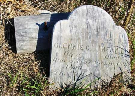 BLISS, INFANT DAUGHTER - Osborne County, Kansas | INFANT DAUGHTER BLISS - Kansas Gravestone Photos