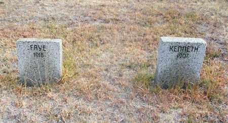 CARUTHERS, KENNETH - Osborne County, Kansas | KENNETH CARUTHERS - Kansas Gravestone Photos