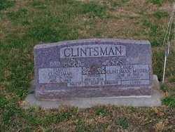 CLINTSMAN, FLOYD - Osborne County, Kansas | FLOYD CLINTSMAN - Kansas Gravestone Photos