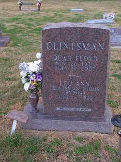 CLINTSMAN, DEAN FLOYD - Osborne County, Kansas | DEAN FLOYD CLINTSMAN - Kansas Gravestone Photos