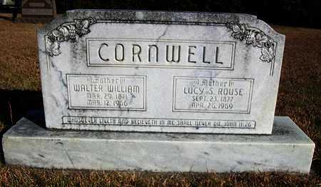 CORNWELL, LUCY SCIENA - Osborne County, Kansas | LUCY SCIENA CORNWELL - Kansas Gravestone Photos