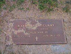 CURRY  , RAYMOND C  (VETERAN WWII) - Osborne County, Kansas | RAYMOND C  (VETERAN WWII) CURRY   - Kansas Gravestone Photos