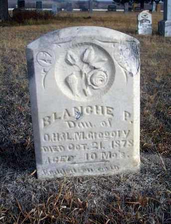 GREGORY, BLANCHE P - Osborne County, Kansas | BLANCHE P GREGORY - Kansas Gravestone Photos