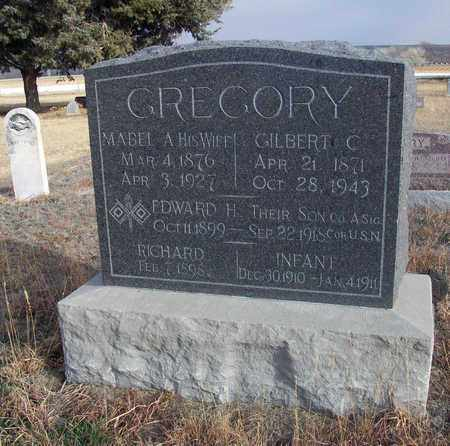 GREGORY, MABEL A - Osborne County, Kansas | MABEL A GREGORY - Kansas Gravestone Photos
