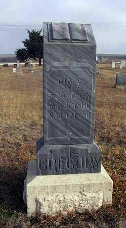 GREGORY, IDA V - Osborne County, Kansas | IDA V GREGORY - Kansas Gravestone Photos