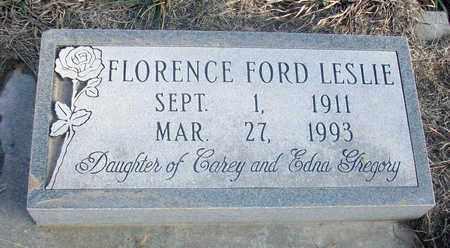 FORD, FLORENCE - Osborne County, Kansas | FLORENCE FORD - Kansas Gravestone Photos