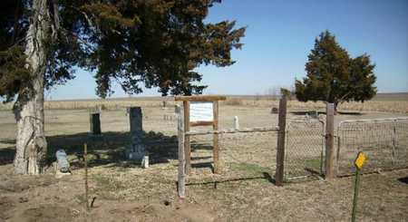 *OVERVIEW, BUTLER CEMETERY - Osborne County, Kansas | BUTLER CEMETERY *OVERVIEW - Kansas Gravestone Photos
