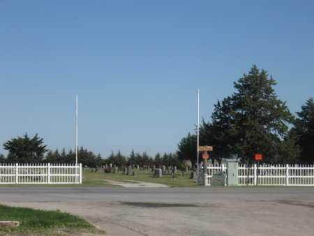 *OVERVIEW, DOWNS CEMETERY - Osborne County, Kansas | DOWNS CEMETERY *OVERVIEW - Kansas Gravestone Photos