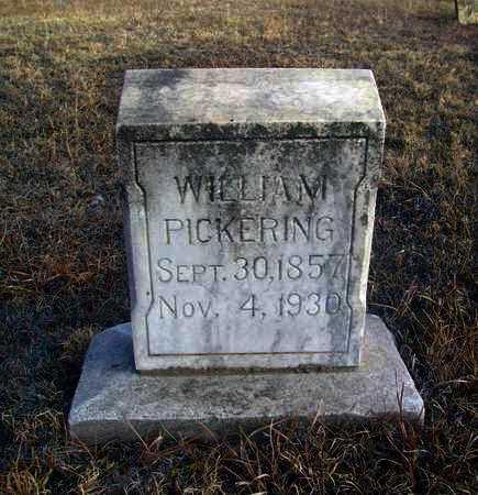 PICKERING, WILLIAM - Osborne County, Kansas | WILLIAM PICKERING - Kansas Gravestone Photos