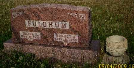 FULGHUM, HAZEL - Phillips County, Kansas | HAZEL FULGHUM - Kansas Gravestone Photos