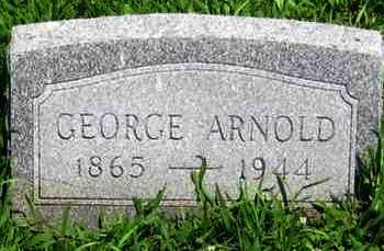 ANSEL, GEORGE ARNOLD - Pottawatomie County, Kansas | GEORGE ARNOLD ANSEL - Kansas Gravestone Photos