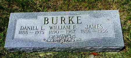 BURKE, DANIEL L - Pottawatomie County, Kansas | DANIEL L BURKE - Kansas Gravestone Photos