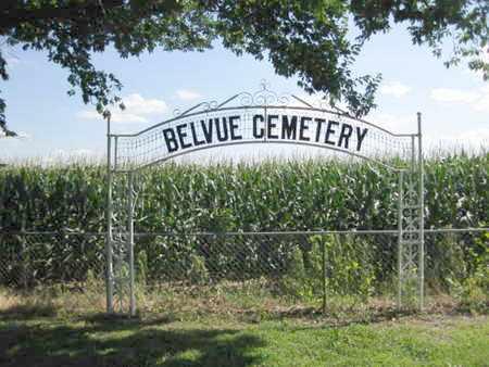 *CEMETERY GATES,  - Pottawatomie County, Kansas |  *CEMETERY GATES - Kansas Gravestone Photos