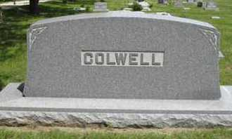 COLWELL, FAMILY MONUMENT - Pottawatomie County, Kansas   FAMILY MONUMENT COLWELL - Kansas Gravestone Photos