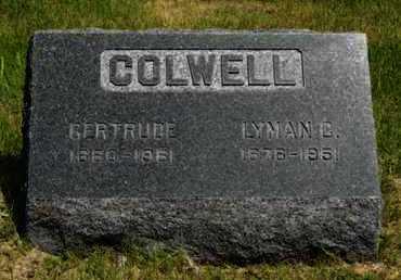 COLWELL, LYMAN B - Pottawatomie County, Kansas | LYMAN B COLWELL - Kansas Gravestone Photos