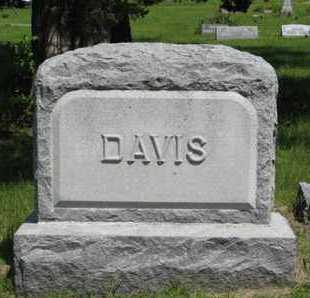 DAVIS, FAMILY MONUMENT - Pottawatomie County, Kansas | FAMILY MONUMENT DAVIS - Kansas Gravestone Photos