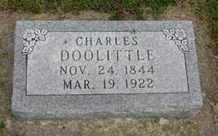 DOOLITTLE, CHARLES - Pottawatomie County, Kansas   CHARLES DOOLITTLE - Kansas Gravestone Photos
