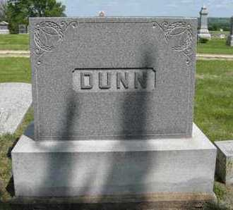 DUNN, FAMILY MONUMENT - Pottawatomie County, Kansas | FAMILY MONUMENT DUNN - Kansas Gravestone Photos