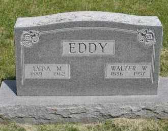 EDDY, LYDA M - Pottawatomie County, Kansas | LYDA M EDDY - Kansas Gravestone Photos