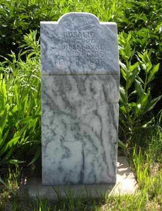 FEBEBVRE, ROSALIE - Pottawatomie County, Kansas   ROSALIE FEBEBVRE - Kansas Gravestone Photos