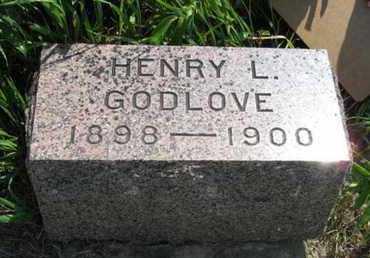 GODLOVE, HENRY L - Pottawatomie County, Kansas   HENRY L GODLOVE - Kansas Gravestone Photos