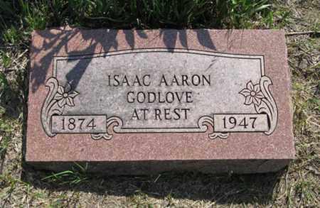 GODLOVE, ISAAC AARON - Pottawatomie County, Kansas   ISAAC AARON GODLOVE - Kansas Gravestone Photos