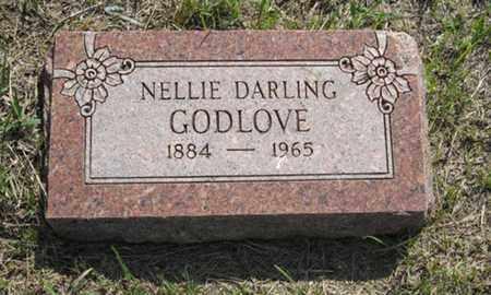 GODLOVE, NELLIE DARLING - Pottawatomie County, Kansas   NELLIE DARLING GODLOVE - Kansas Gravestone Photos