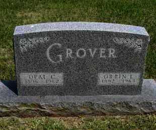 GROVER, ORRIN L - Pottawatomie County, Kansas | ORRIN L GROVER - Kansas Gravestone Photos