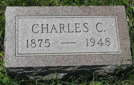 JACKSON, CHARLES C - Pottawatomie County, Kansas | CHARLES C JACKSON - Kansas Gravestone Photos